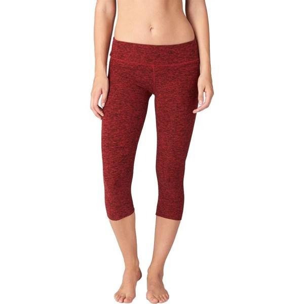 b1a64334fb1286 ... Space Dye Beyond Yoga Capri Leggings Women's Capri Leggings Plus Size  ...