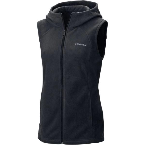 Columbia Benton Springs Hooded Fleece Vest - Women'