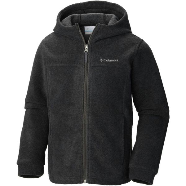 Columbia Steens Ii Hooded Fleece Jacket - Boys