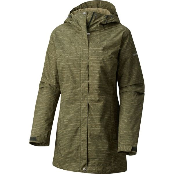 Columbia Splash Little Rain Jacket - Women'