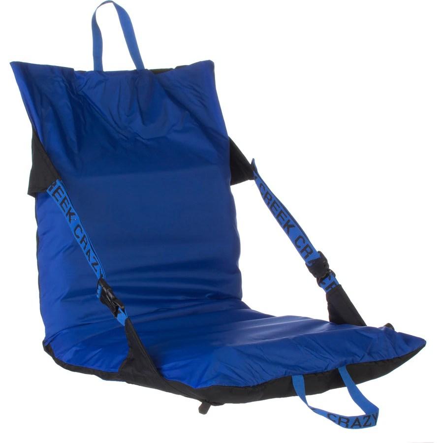 Crazy Creek Air Chair Compact Camp Chair  Backcountrycom