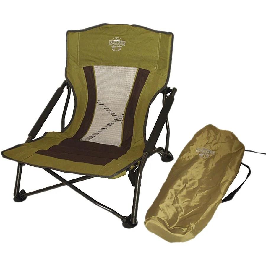 Crazy Creek Crazy Legs Quad BeachFestival Chair