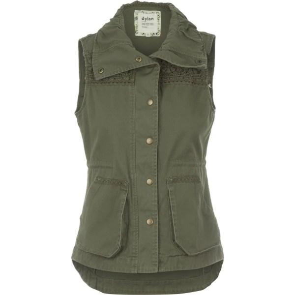 Dylan Echo Canyon Pocket Cargo Vest - Women'