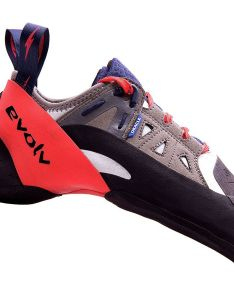 Evolv oracle climbing shoe blue red gray also backcountry rh