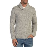 Faherty Alpaca Shawl Collar Sweater