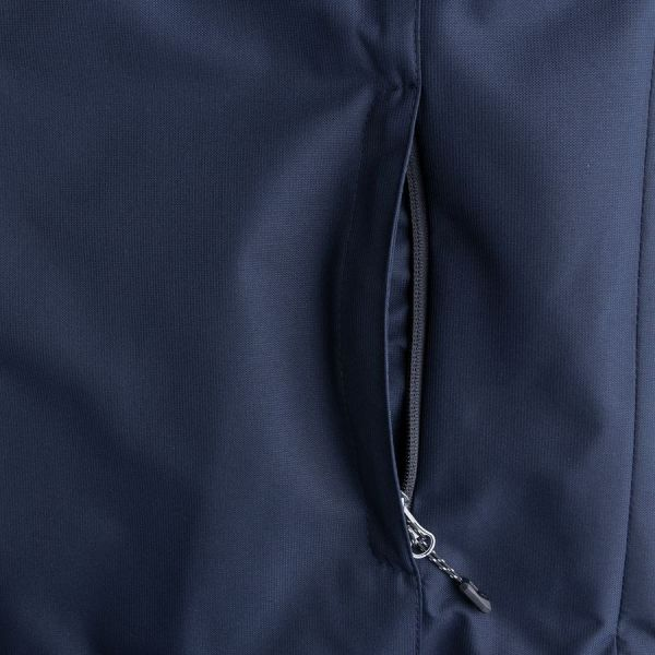 Free Country Solid Hooded Water Resistant Dobby Jacket