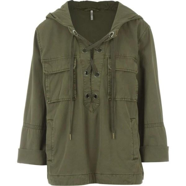 Free People Safari Pullover Jacket - Women'