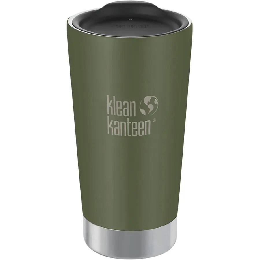 Klean Kanteen Vacuum Insulated Pint Cup  16oz