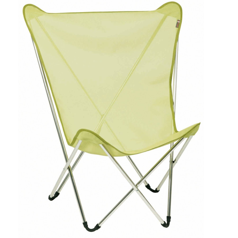 lafuma pop up chair grey fabric chairs with chrome legs maxi - campground | backcountry.com