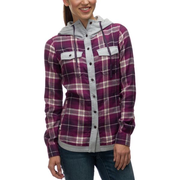 Marmot Reagan Flannel Shirt - Women' Steep & Cheap