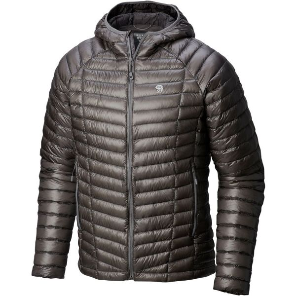 Mountain Hardwear Ghost Whisperer Hooded Down Jacket - Men ...
