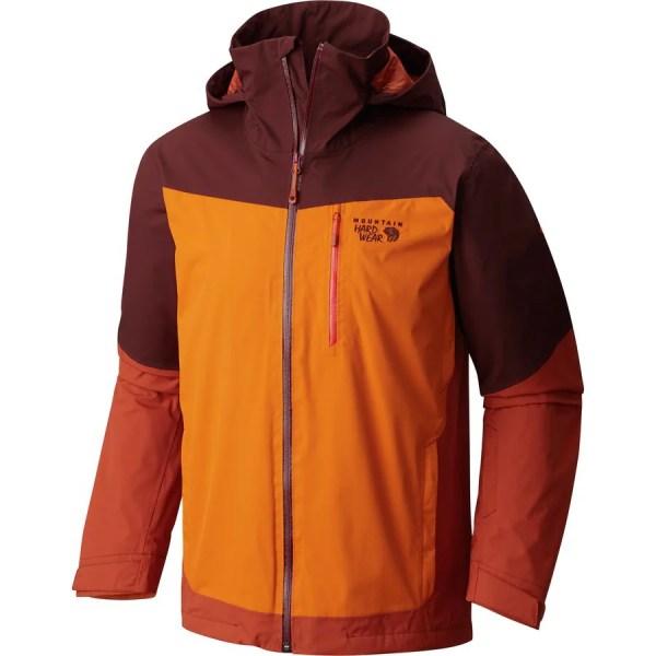 Mountain Hardwear Dragon's Back Jacket - Men's ...