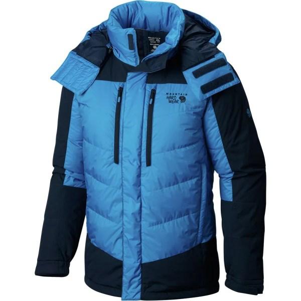 Mountain Hardwear Glacier Guide Down Parka - Men's - Up to ...