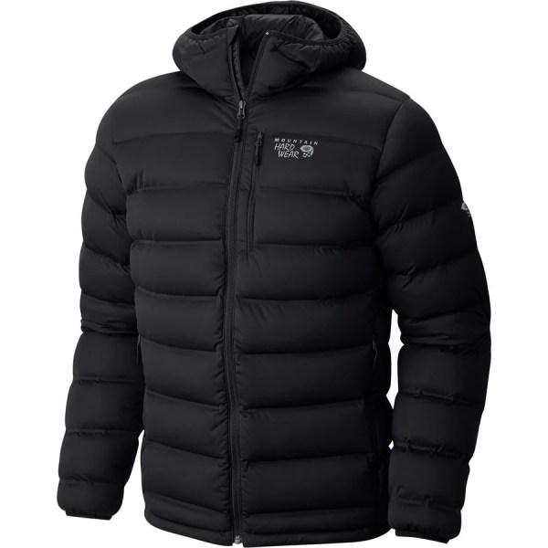Mountain Hardwear Stretchdown Plus Hooded Down Jacket ...