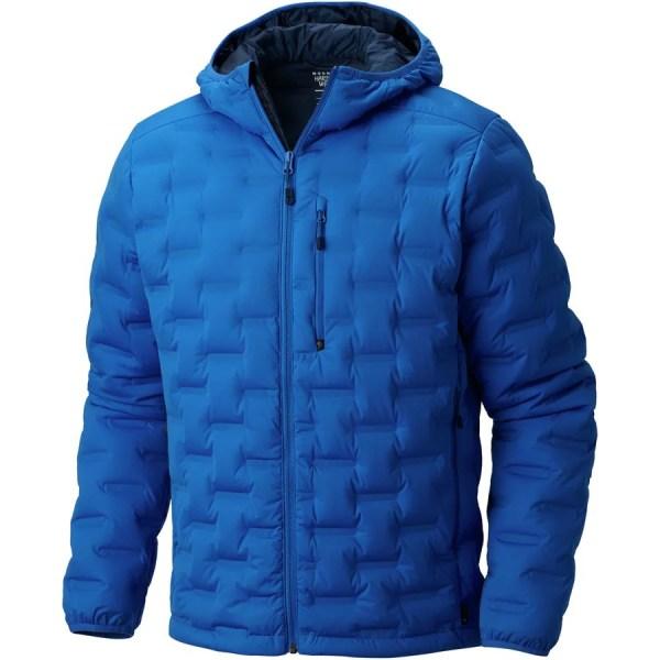 Mountain Hardwear Stretchdown DS Hooded Jacket - Men's ...