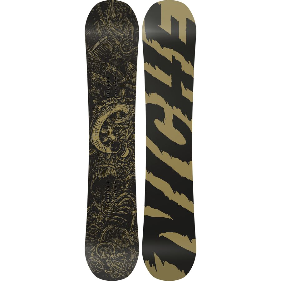 Niche Theme Snowboard  Backcountrycom