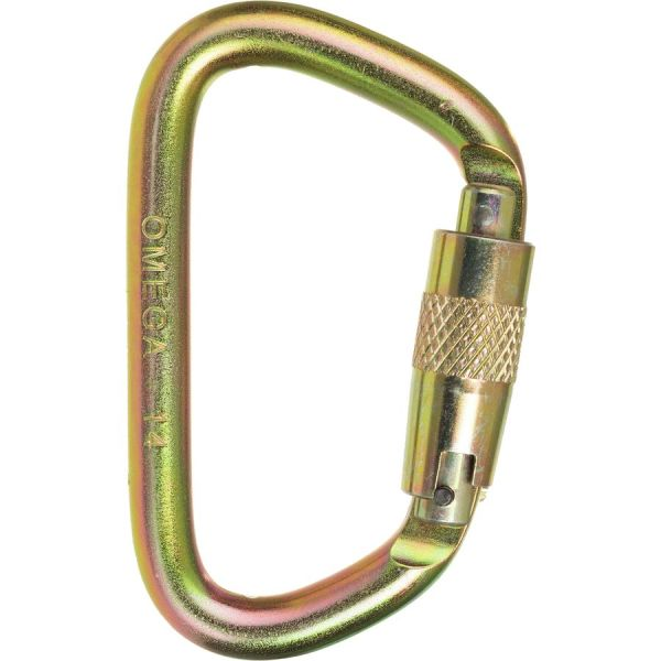 Omega Pacific 7 16in Steel Modified Carabiner