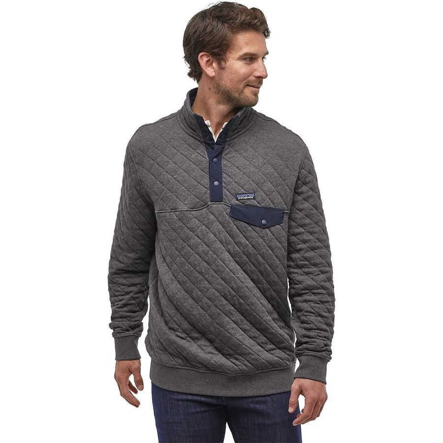 Patagonia Pullover Patagonia Organic Cotton Quilt Snap T Fleece Pullover