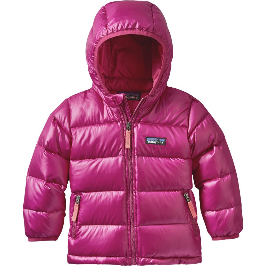 Patagonia HiLoft Down Sweater Hooded Jacket  Toddler
