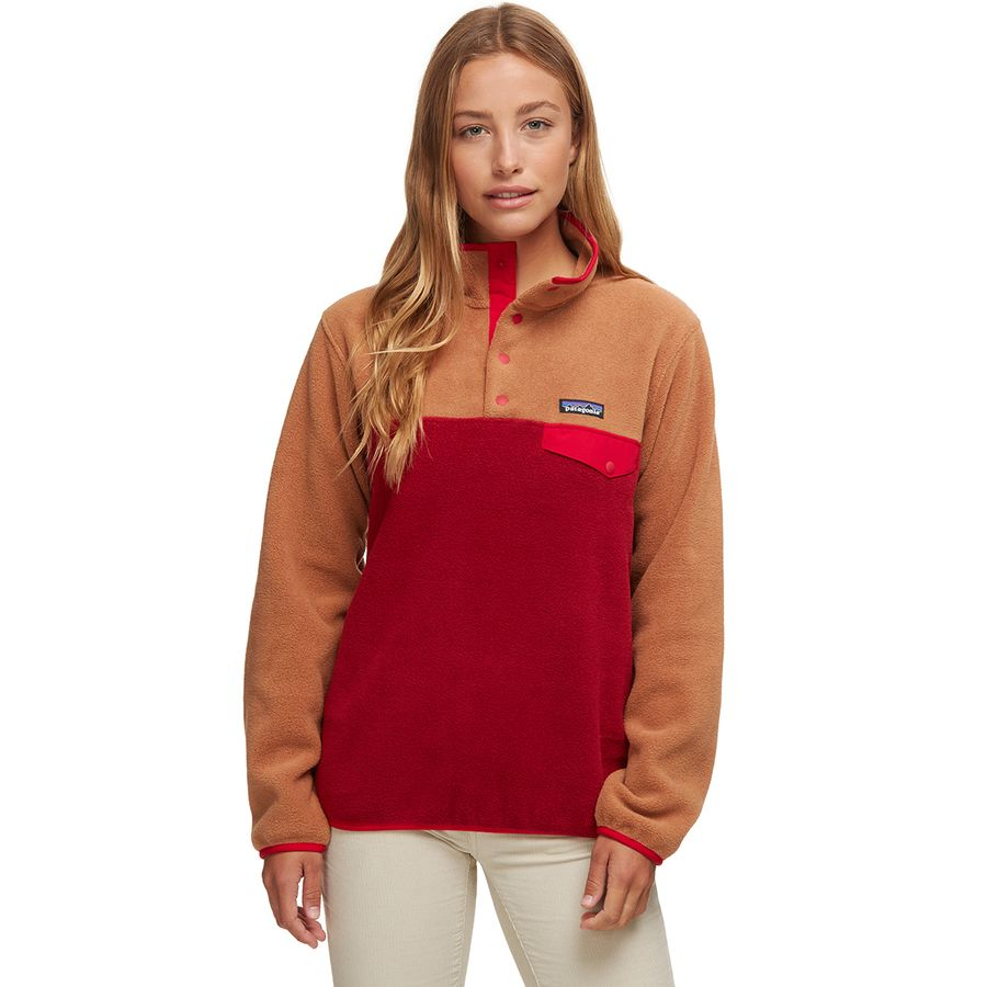 Patagonia Pullover Patagonia Synchilla Lightweight Snap T Fleece Pullover