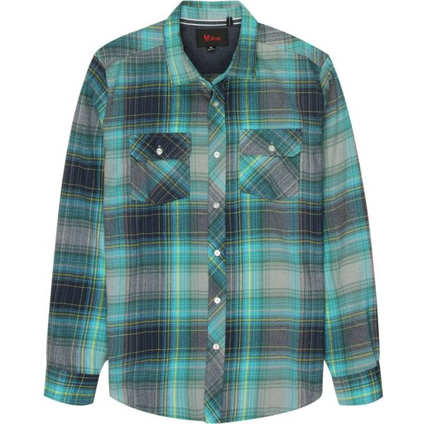 Stoic Blue Ridge Flannel Shirt - Men' Steep & Cheap