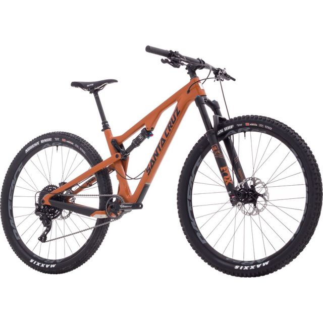 Santa Cruz Bicycles Tallboy Carbon 29 XE Complete Mountain ...