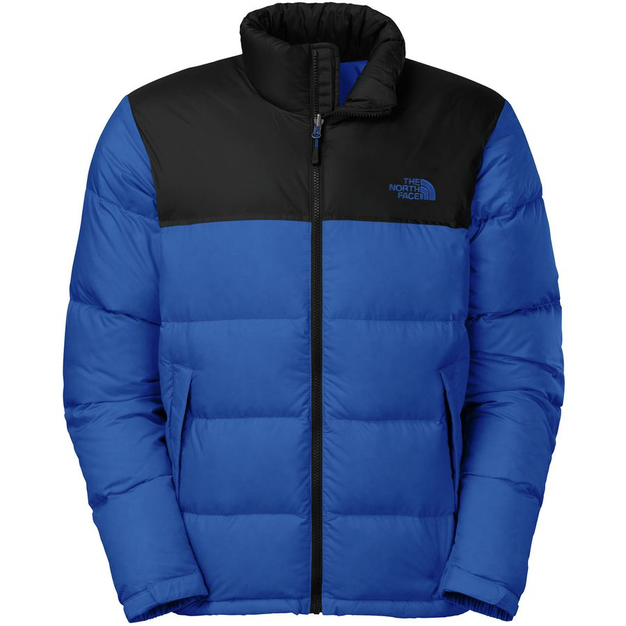 Down Jacket Mens Reinforced