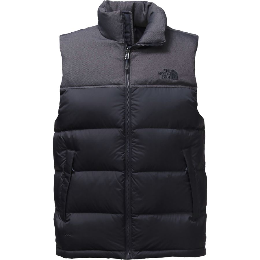 The North Face Nuptse Down Vest  Mens  Backcountrycom