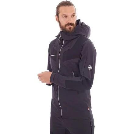 Mammut Aenergy Pro Hooded Softshell Jacket -  A Great,  Simple Jacket 1