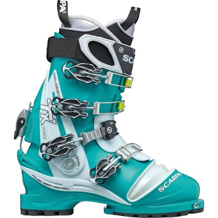 Scarpa Womens TX Pro Telemark NTN Boots- The New Standard in Womens Telemark Boots 1