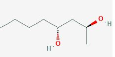 What is the stereochemical configuration of the enantiomer