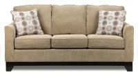Sand Castle Sofa - Light Brown | Leon's