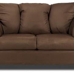 Leon S Sofas 2 Seat Sofa Cheap Collier Loveseat Chocolate 39s