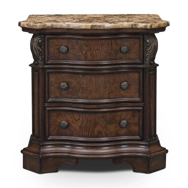 Monticello Bedroom Furniture - Monticello Nightstand Pecan Value City Furniture, Monticello ...