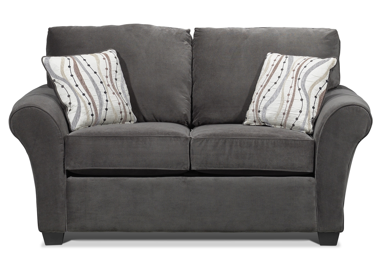 leon s sofas soft leather sectional langley sofa charcoal 39s