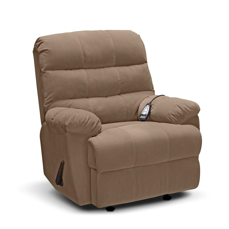 rocker and recliner chair revolving technical specification hammond massage furniture