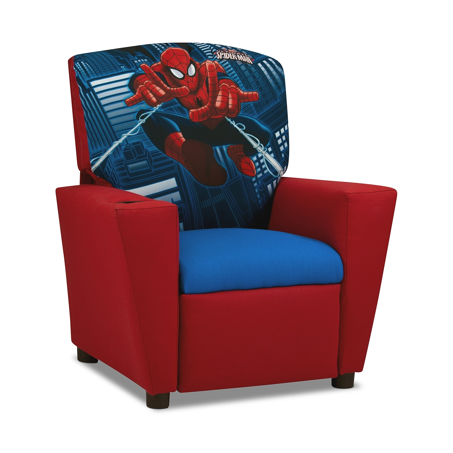 spiderman table and chairs rattan chair ikea value city furniture