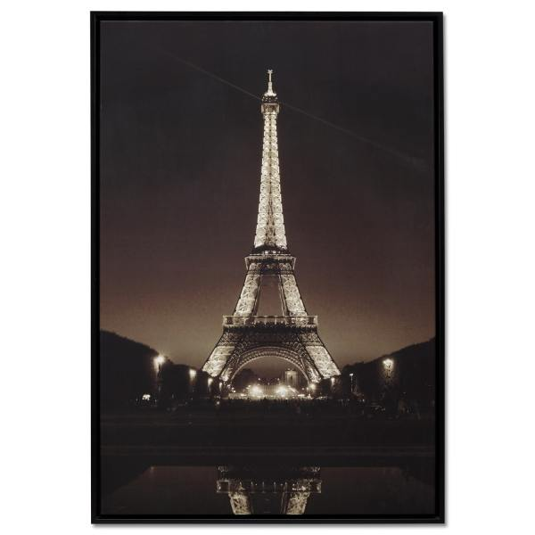 Eiffel Tower Framed Print City Furniture