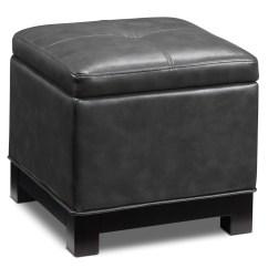 Storage Ottoman Sound Chair Old Folding Rocking Atlanta Grey Leon 39s