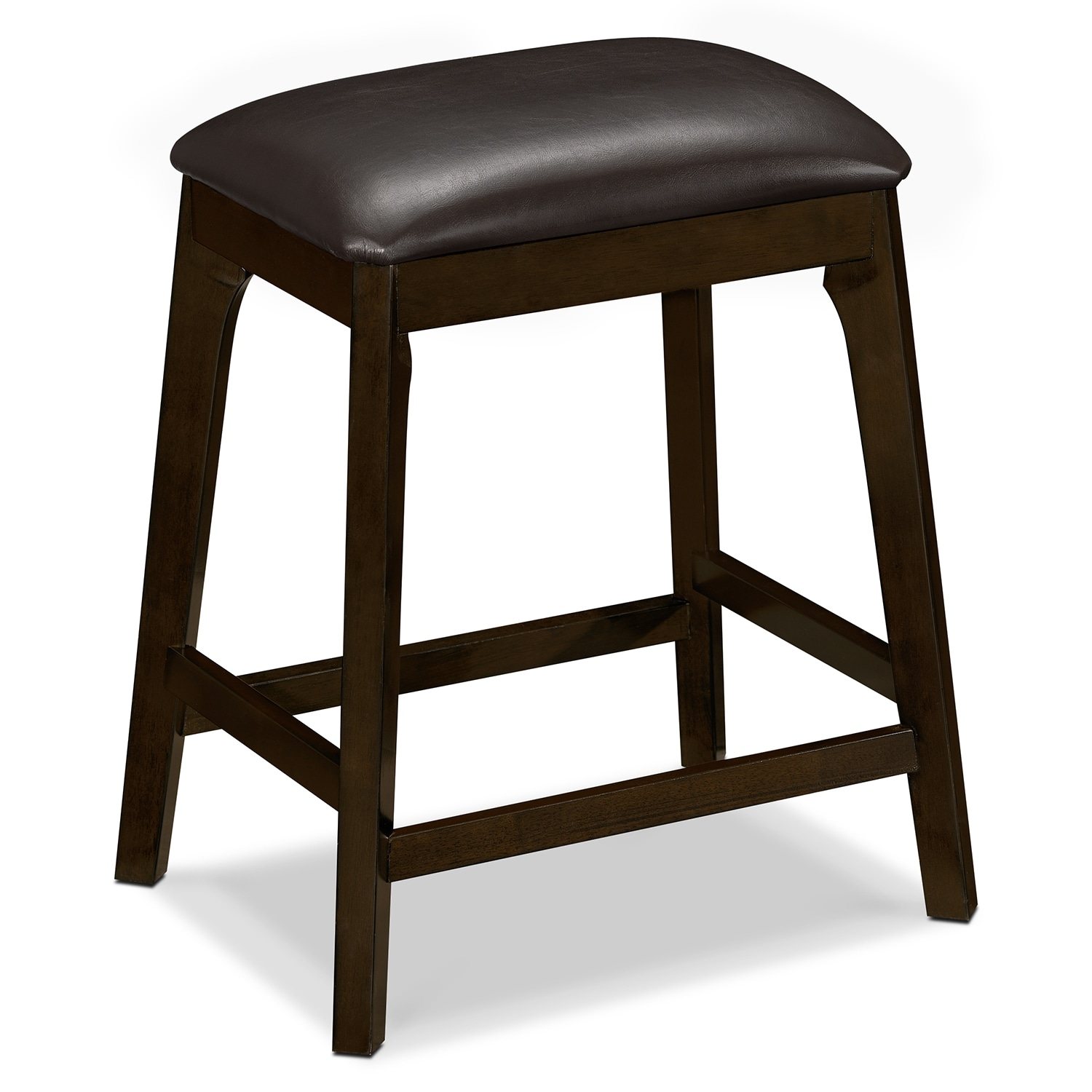 backless chair height stool vivere original dream mystic counter merlot and