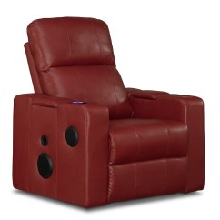 Theater Recliner Chairs Bassett Office Chair Apollo Leather Home American Signature