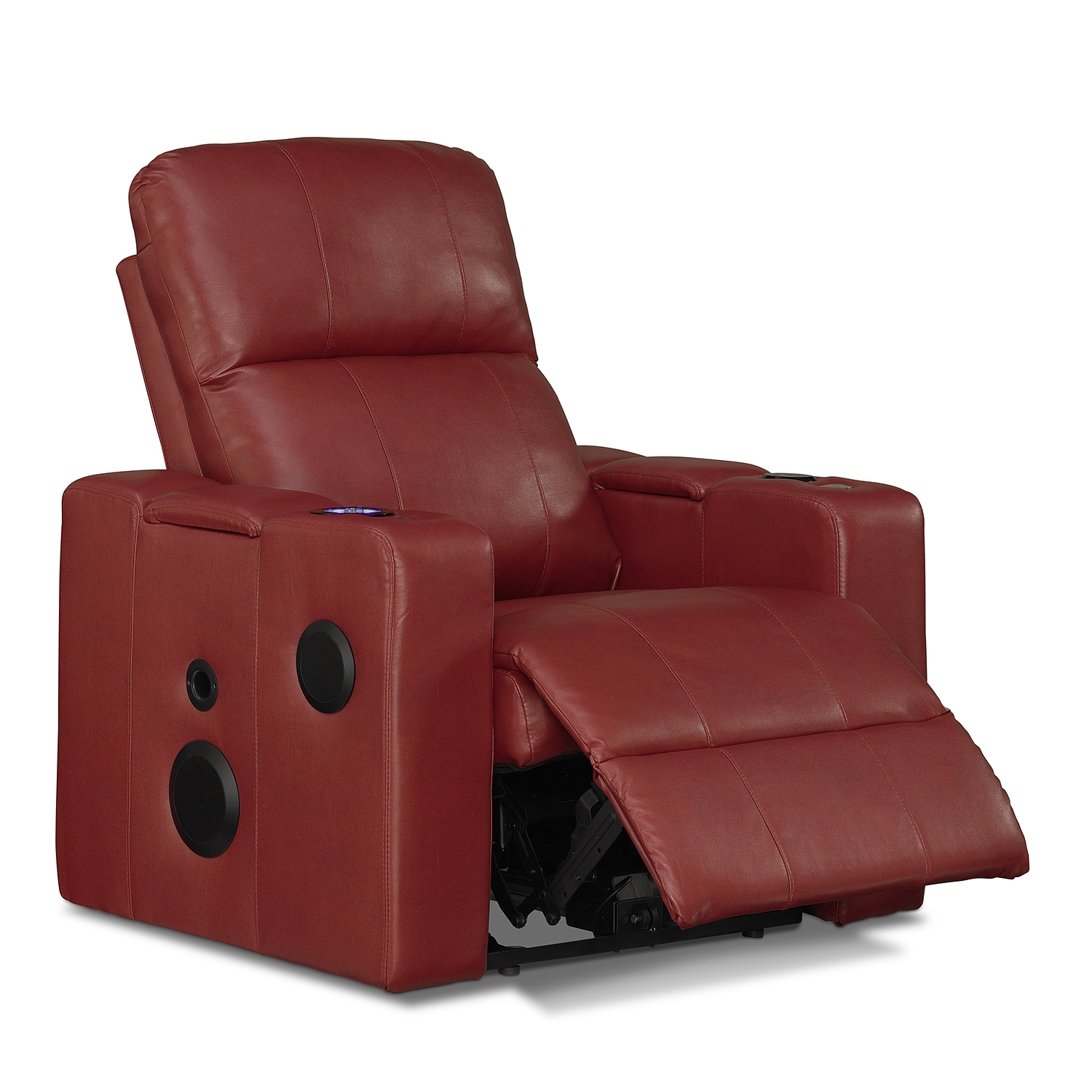 theater recliner chairs office chair wheels value city furniture