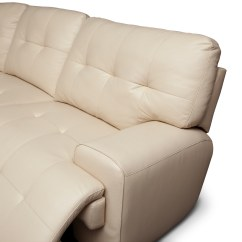 Leather Possibilities Track Arm Sofa Durham By Birch Lane Value City Furniture
