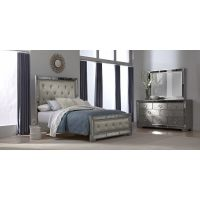 Angelina 5 Pc. Queen Bedroom | American Signature Furniture