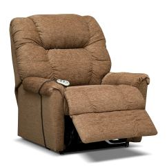 Big Man Lift Chair Best Desk Chairs For Back Pain Simmons Upholstery Recliner Geneva