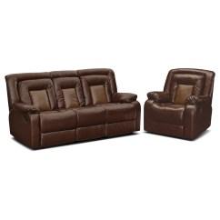 Cobra Dual Reclining Sofa Reviews U Shaped Leather American Signature Furniture