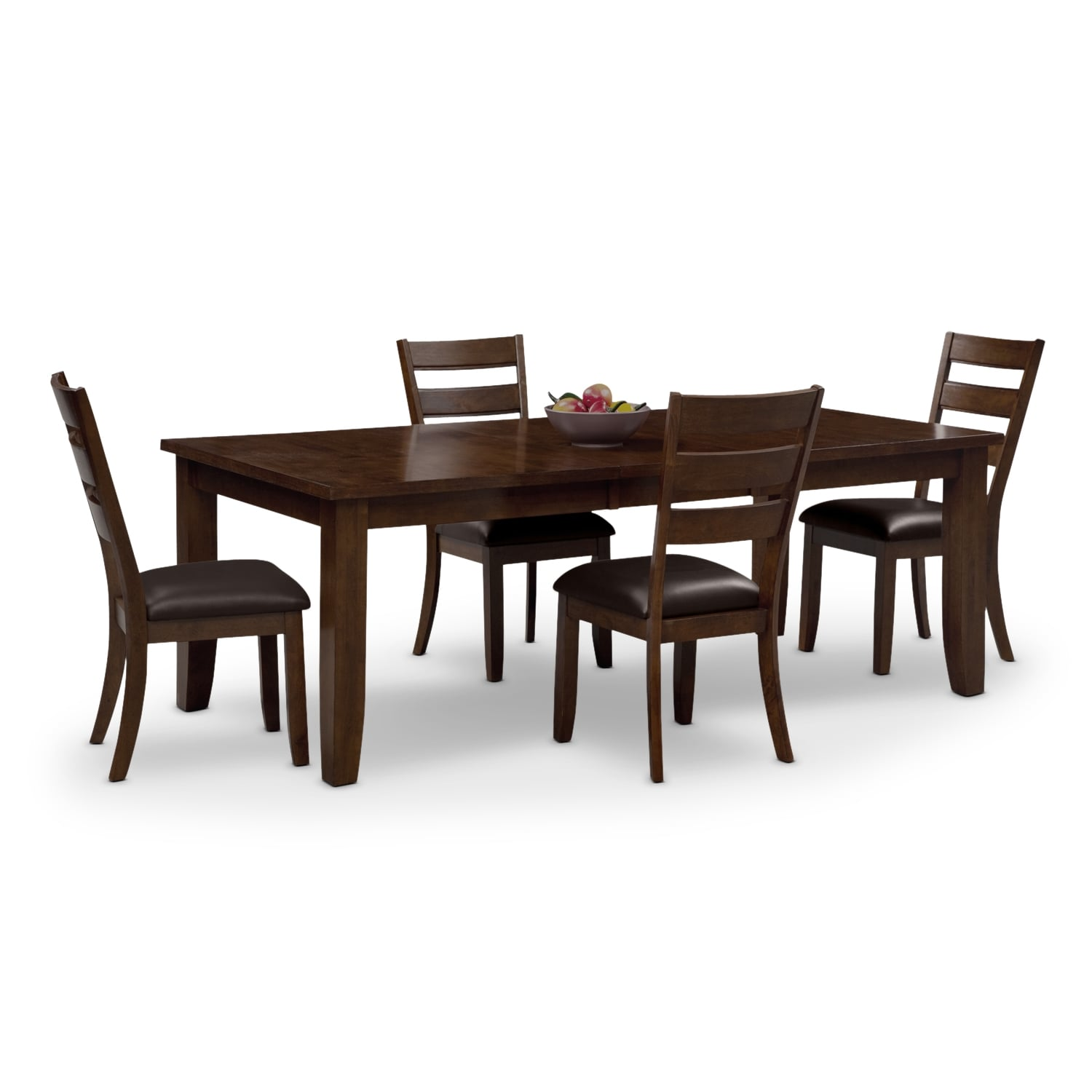 Value City Chairs Abaco 5 Pc Dinette Value City Furniture