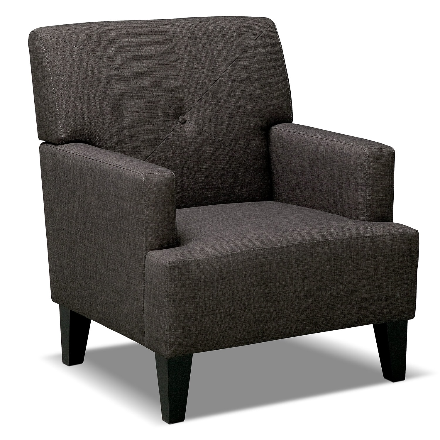 accent chairs under 150 nichols and stone dining avalon chair charcoal american signature furniture