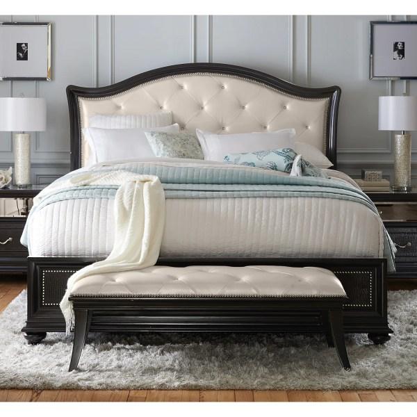 Marilyn Queen Bed - Ebony American Signature Furniture