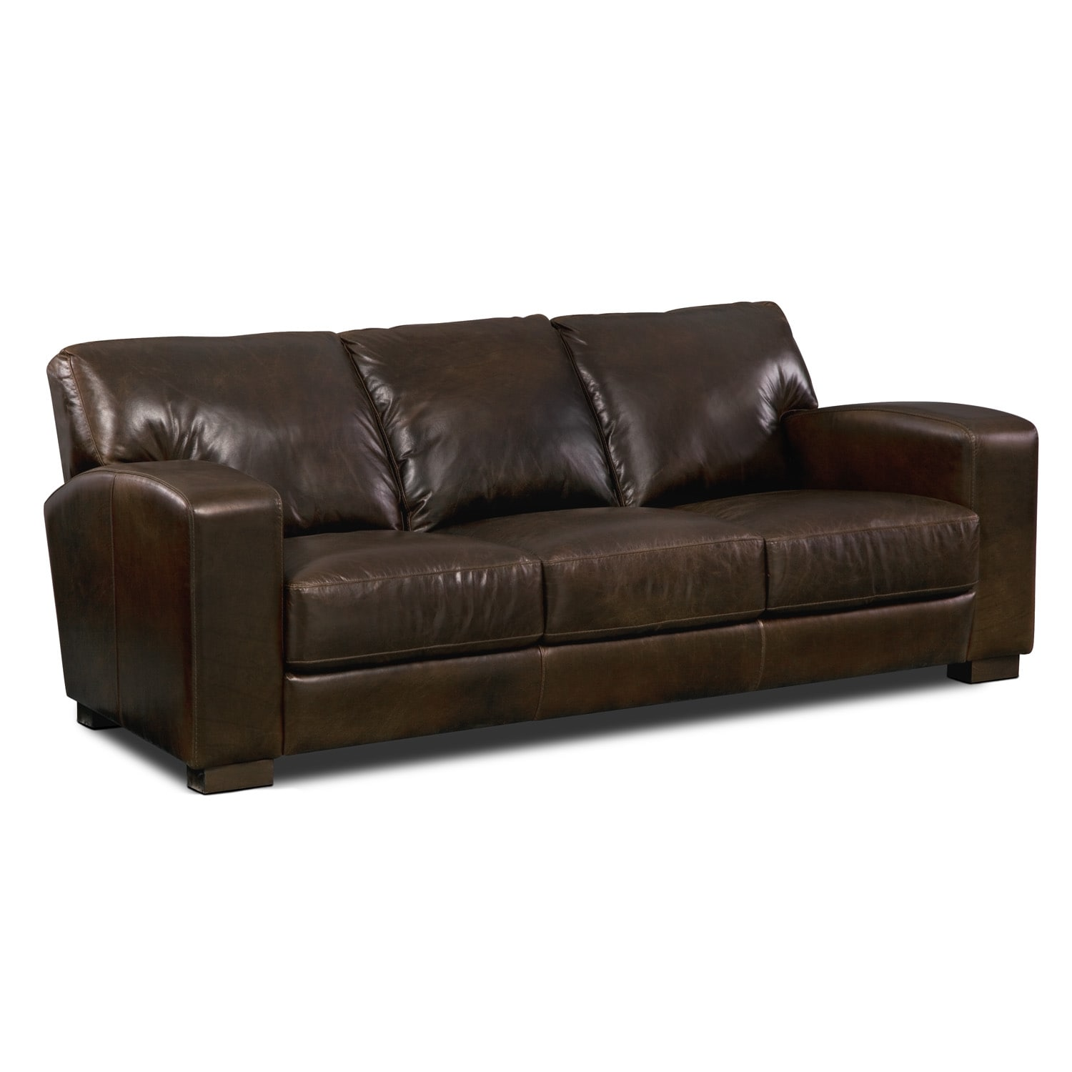 grayson sofa bed deep seated with chaise leather value city furniture